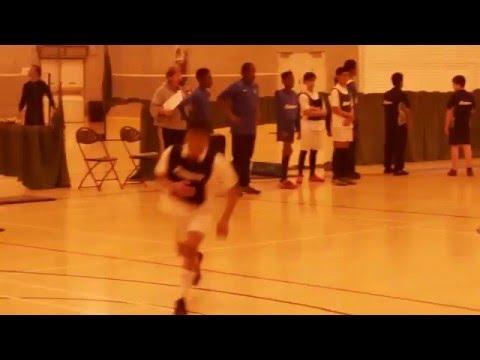 School Games Indoor Athletics