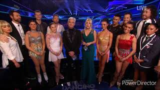 Marigold Ice Unity skating in Dancing on Ice (17/2/19)