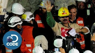 How were the Chilean miners finally saved? | Rescued: The Chilean Mine Story (5/5)