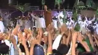 Al Nabi Sallu Alle  | Bulbul e Madina Hazrat Owais Raza Qadri Sb | Mehfil At Faislabad