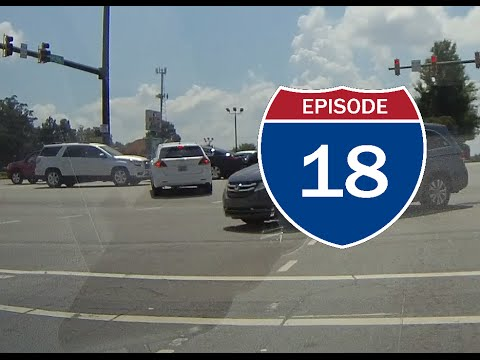Bad Drivers of Greenville SC Ep. 18