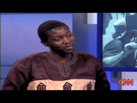 Lance Guma on CNN: Cholera & Media in Zim