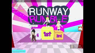 VICTORY BELONGS TO ME! | ROBLOX Runway Rumble Let's Play