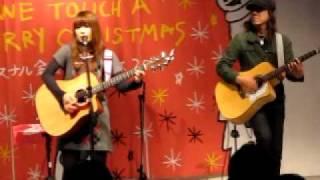 2010・11・13 アスナル金山でのライブ.