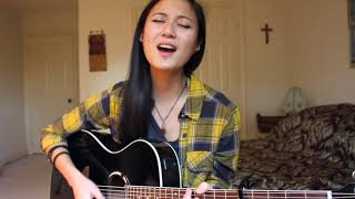 Mario - Let Me Love You [acoustic cover] | Ashley Lawless
