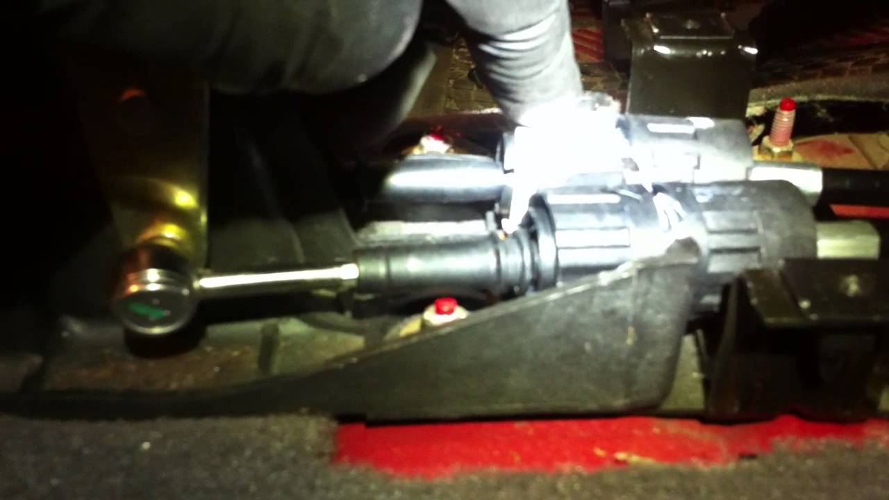 hight resolution of 2000 ford focus zts 2 0l dohc mtx 75 manual transmission replacing shifter cables youtube