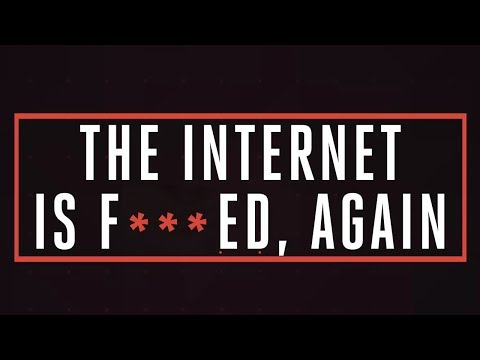 WATCH THIS WHILE YOU CAN (Net Neutrality) - Dude Soup Podcas