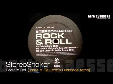 StereoShaker - Rock 'n Roll (Dumonde remix) [OFFICIAL]