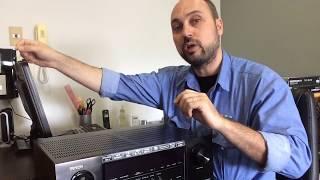 receiver com zona 2 ! como funciona ? como instalar ? como configurar ?
