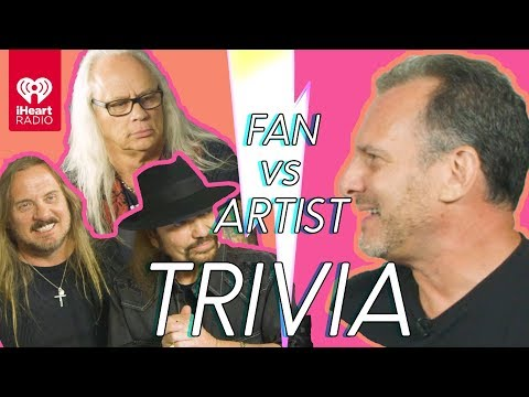 Lynyrd Skynyrd Faces Off Against Fan In Trivia About Themselves (VIDEO) | iHeartRadio