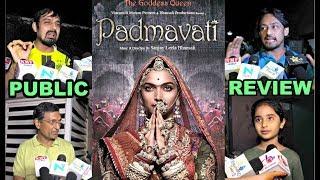 Padmavati Public Review - Deepika Padukone, Ranveer Singh, Shahid Kapoor, Sanjay Leela Bhansali