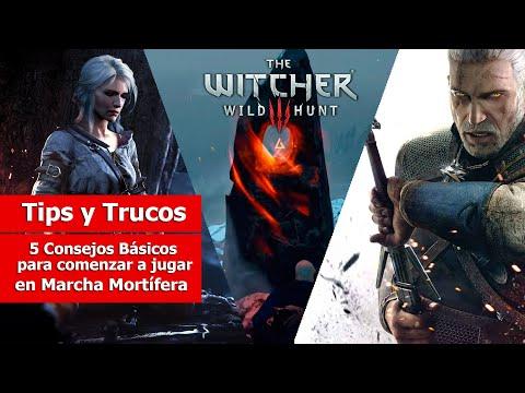 The Witcher III: Wild Hunt   Tips y Trucos   5 Consejos Básicos para comenzar a jugar