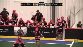 Senior B Finals - Game 3: Six Nations Rivermen vs Oakville Titans; August 10th, 2018