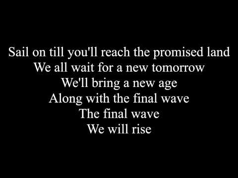 The Ninth Wave - Blind Guardian - Lyric Video