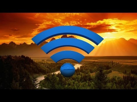 Wi-Fi in Canada's National Parks?