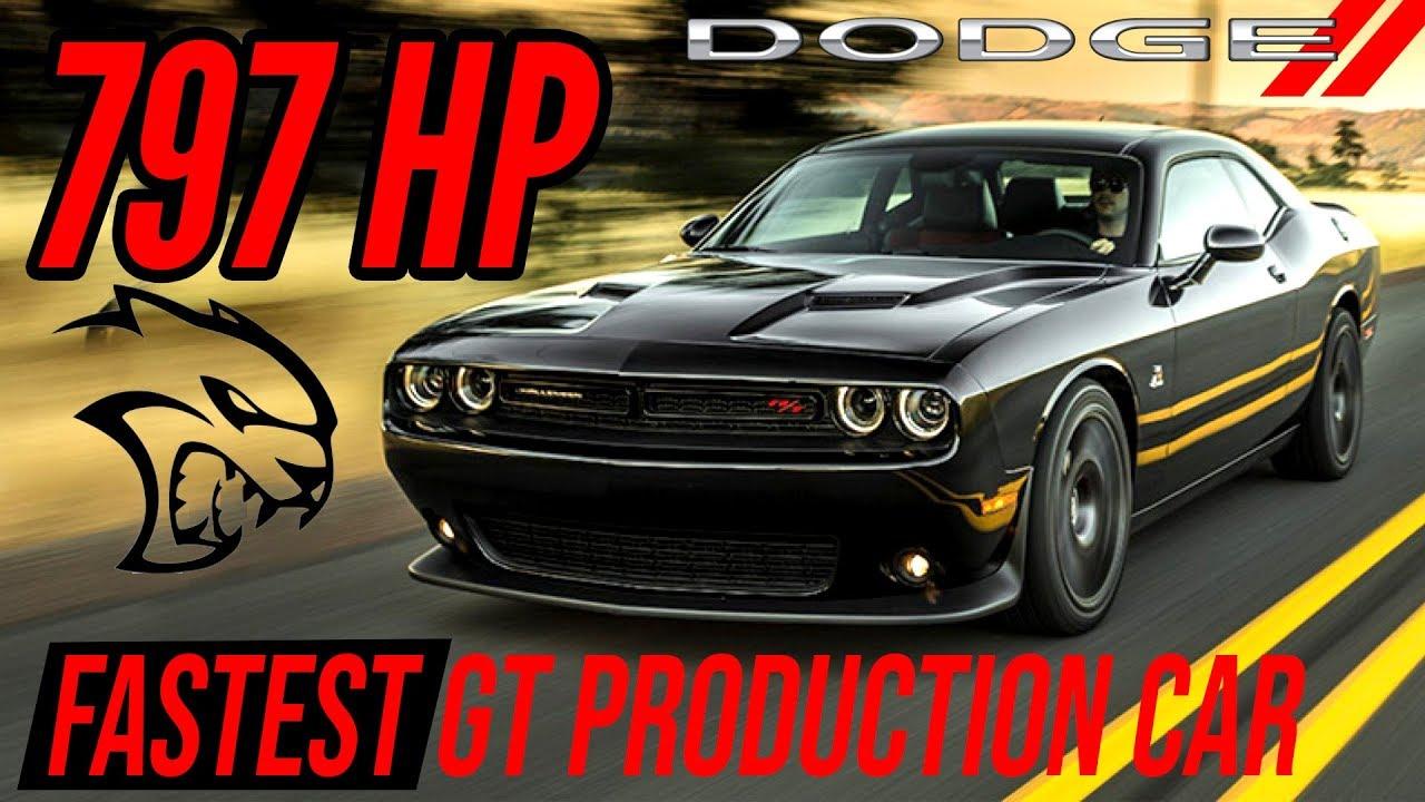 2019 dodge challenger hellcat redeye youtube 2019 Dodge Challenger SRT HELLCAT REDEYE  First Look