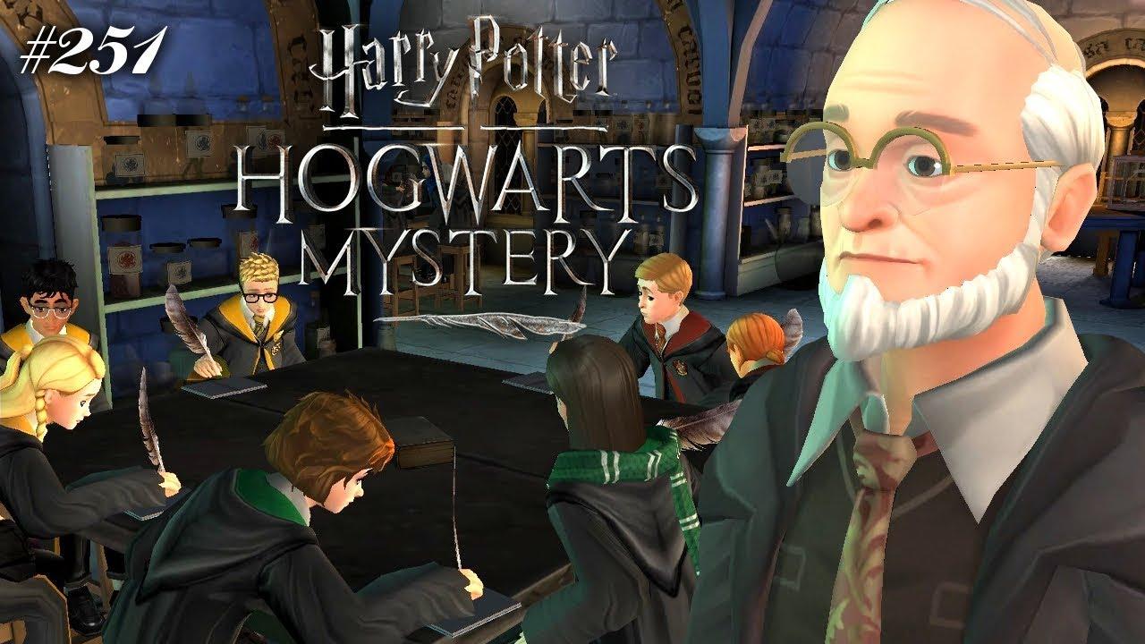 Meine Erste Zag Prufung Harry Potter Hogwarts Mystery 251 Youtube