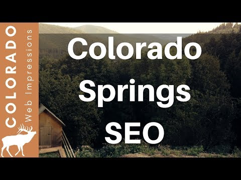 Colorado Springs SEO (We Help Your Website Rank)