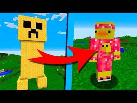 НУБ НАШЕЛ ОГРОМНОГО КРИПЕРА ИЗ ЛАКИ БЛОКОВ МАЙНКРАФТ! ТРОЛЛИНГ НУБИКА В MINECRAFT Мультик - Видео из Майнкрафт (Minecraft)