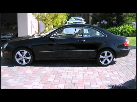 2004 mercedes benz clk class clk320 coupe in monterey ca. Black Bedroom Furniture Sets. Home Design Ideas