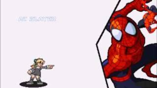 MVC Combos 2008 - AC-Slayer - Spider-man Max. Spider Cancel (MVC1)