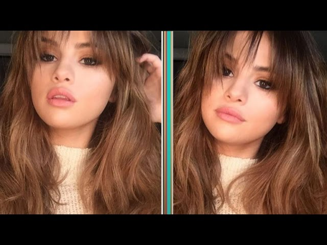 Selena Gomez Debuts Stunning Summer Hairstyle See Her New Bangs Youtube