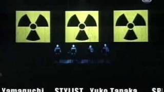 Kraftwerk RadioActivity (Live 2002, Electraglide, Japan)