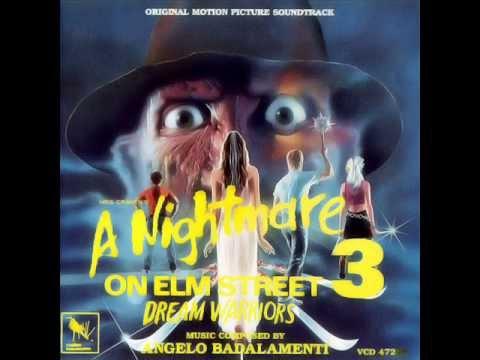 Angelo Badalamenti - A Nightmare on Elm Street 3: Dream Warriors - Soundtrack
