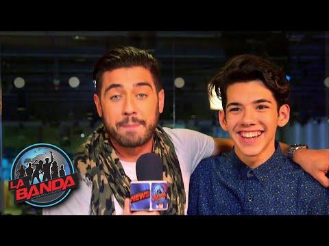 Yoandri Cabrera in La Banda Friday YouTube Edition