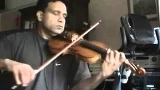 Oru mugham Mathram Kannil...violin solo by Ayoub