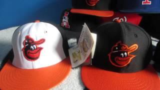 "Cap of the Week:  Baltimore Orioles ""Cartoon Bird"""