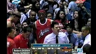 PBA || EPIC Last 15 Secs || Alaska vs Rain or Shine || 02/09/13