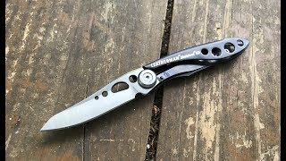 The Leatherman KB Pocketknife: The Full Nick Shabazz Review