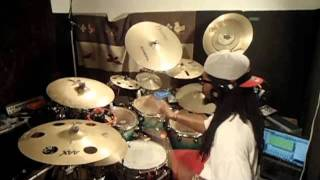 "Drum Cover : ""John"" By Lil Wayne ft. Rick Ross (HQ)"