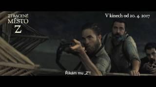 Ztracené město Z, HD trailer, cz titulky