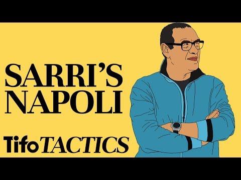 Tactics Explained | Maurizio Sarri's Napoli