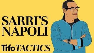 Tactics Explained | Maurizio Sarri's Napoli 2016/17
