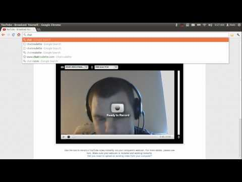 How To Fix Flash WebCam Out For Linux.