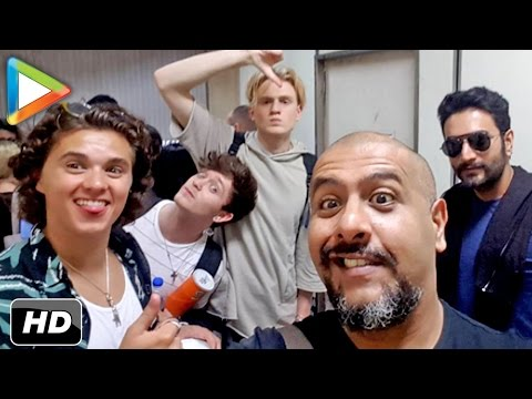 Vishal Shekhar featuring The Vamps | Beliya | OFFICIAL MUSIC Video 2016 | The Vamps Beliya