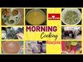 Morning cooking routine in Tamil | A day in my life | Daily routine in Tamil | Make In Kitchen