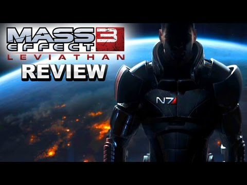 Mass Effect 3: Leviathan DLC Video Review - IGN Review