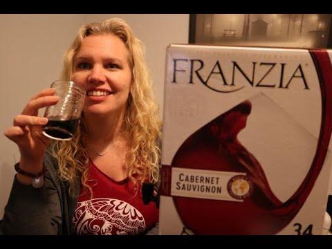 Franzia Box Wine Review | Cabernet Sauvignon