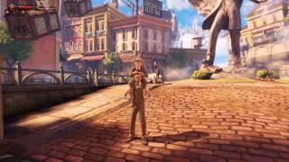 BioShock Infinite PC Gameplay - GTX 550 Ti (Very High settings)