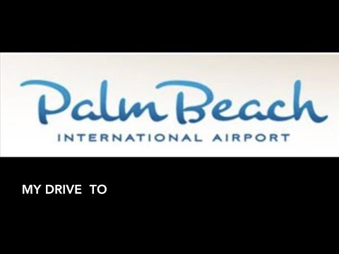 How To Pick Up Passenger From Palm Beach International Airport - Florida