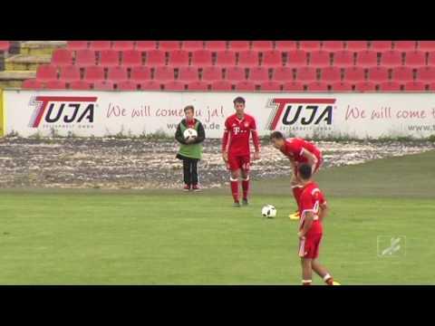 FC Ingolstadt 04 II - FC Bayern München II (Regionalliga Bayern 2016/17 - 6. Spieltag)