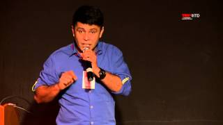 Success Mantra : Being Original | RJ Naved | TEDxIIITD(The final speaker to grace the stage of TedxIIITD was RJ Naved from Radio Mirchi (98.3 FM). The audience witnessed his wonderful voice explaining the need ..., 2015-07-01T19:40:55.000Z)