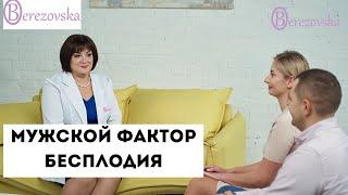 Мужской фактор бесплодия - Др. Елена Березовская