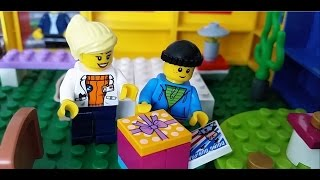 LASTENOHJELMIA SUOMEKSI - Lego city - Isänpäivä yllätys