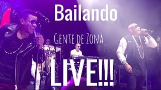 Bailando Gente De Zona Live in London 2018.mp3