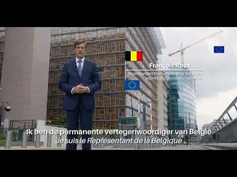 Permanent Representation of Belgium to the EU in the Europa building